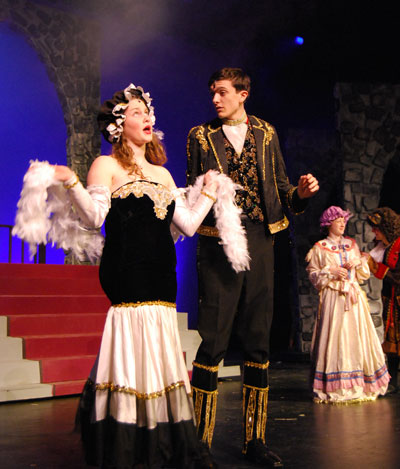 Beauty And The Beast DHS Theatre 308