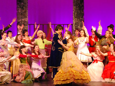 Beauty And The Beast Theatre 308