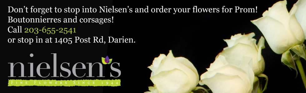 Visit Nielsen's for your Prom Boutonnierrs and Corsages
